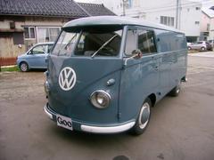 VW タイプII1958年モデル