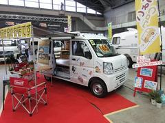 ミニキャブバン ちょいきゃん豊 軽キャンピングカー キャンピングカー 4WD(三菱)