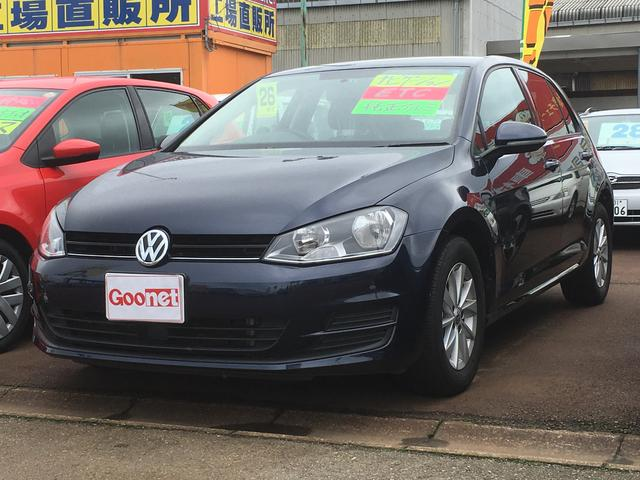 volkswagen golf tsi trendline bluemotion technology 2014 navy 10 320 km details. Black Bedroom Furniture Sets. Home Design Ideas
