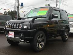 ジムニークロスアドベンチャーXC 4WD CD オートマ 純正アルミ