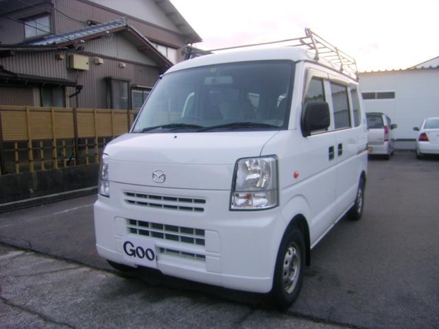 マツダ PA 4WD 5速マニュアル車 ETC付