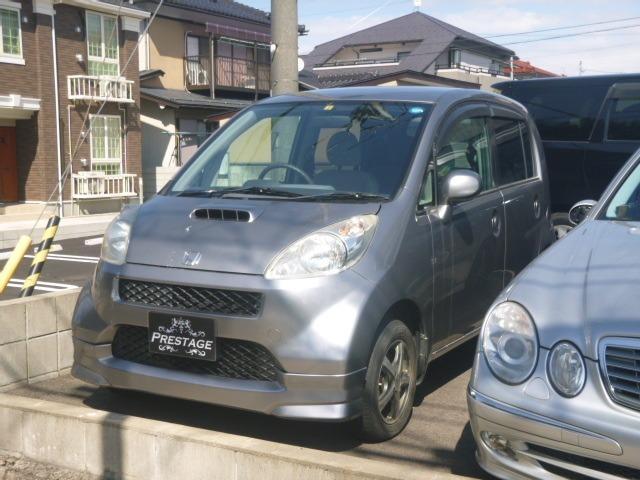 ☆★ PRESTAGE ★☆キーレス エアロ ターボ 4WD アルミ ミラーヒーター