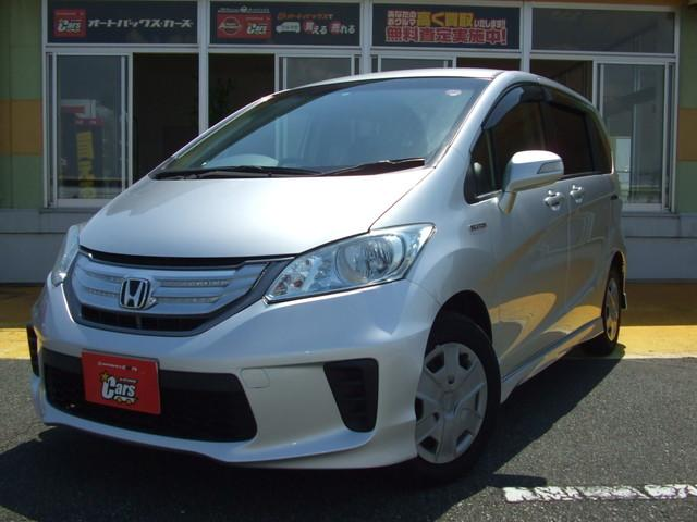Photo of HONDA FREED HYBRID JUST SELECTION / used HONDA