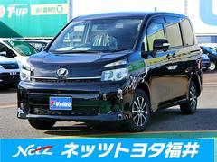 ヴォクシーX Lエディション 4WD ナビ 後席モニター