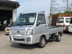 サンバートラックTB エアコン パワステ 4WD メッキミラー 社外アルミ
