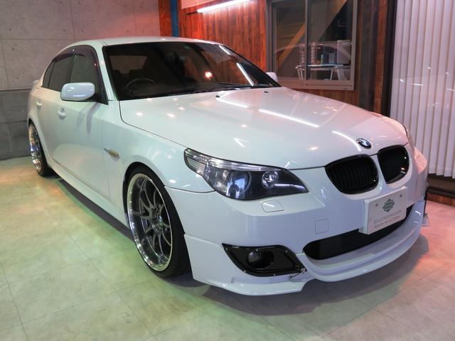 BMW 5シリーズ 530i Mスポーツ KW車高調 ADVAN2...