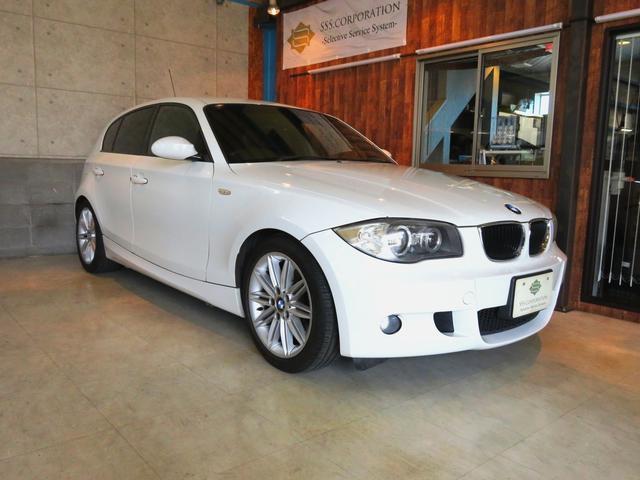 BMW 1シリーズ 120i Mスポーツパッケージ LCI HID...
