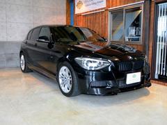 BMW116i Mスポーツ 純正HDDナビ ETC アイドリングS