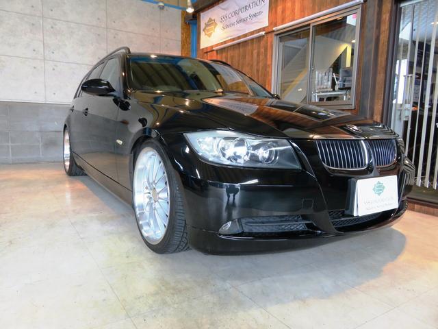 BMW 3シリーズ 320iツーリング ハイラインパッケージ ブレ...
