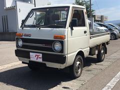 ハイゼットトラック ベースグレード 4WD(ダイハツ)