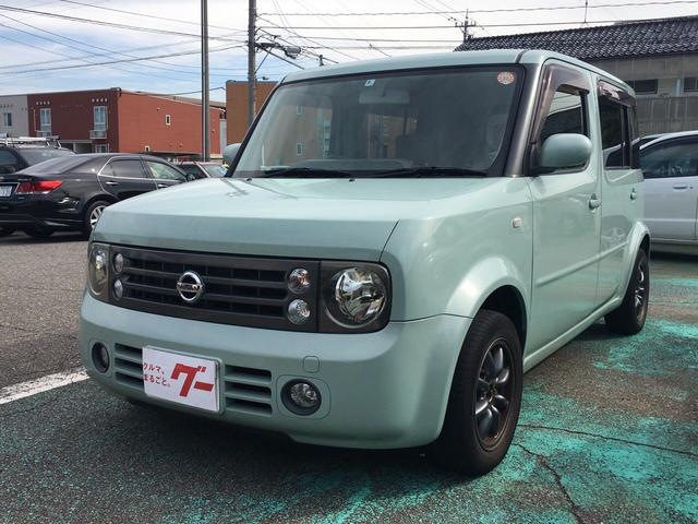 日産 15S FOUR 4WD インテリジェントキー