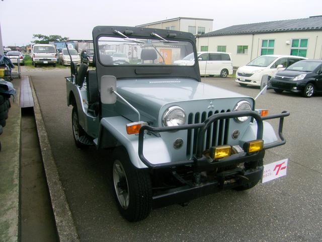 三菱 キャンバストップ 4WD