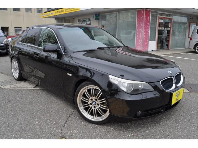 BMW 5シリーズ 525iハイラインパッケージ (車検整備付)