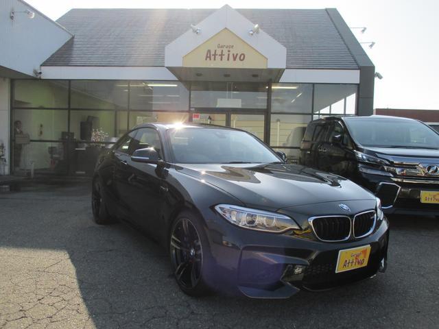 BMW M2 M2 ナビ バックカメラ TVキット ハーマンカード...