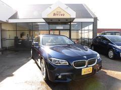 BMW523d Mスポーツ バロン200台限定 レーダーブレーキ