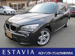 BMW X1xDrive 20i Mスポーツ 純正HDDナビ Bカメラ