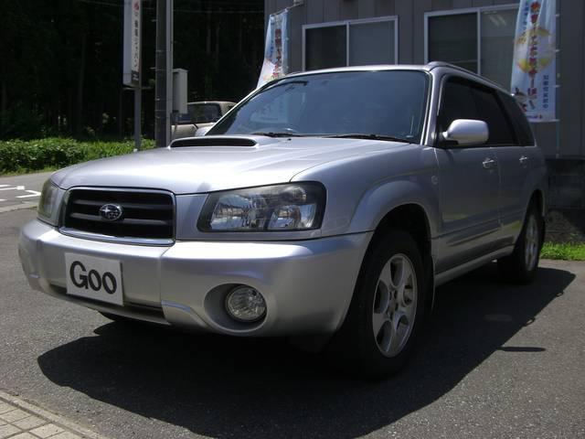 スバル フォレスター XT 4WD (車検整備付)