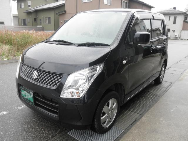 スズキ ワゴンR FX タイヤ新品  ナビ.TV アルミ (検29.8)
