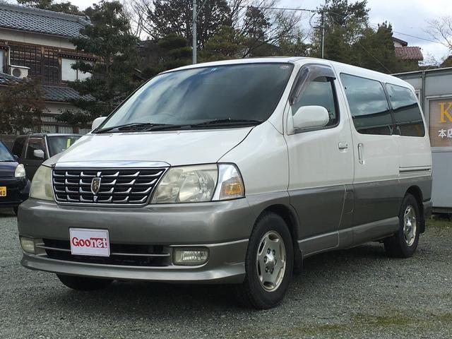 トヨタ G ツインサンルーフ 電動カーテン ETC