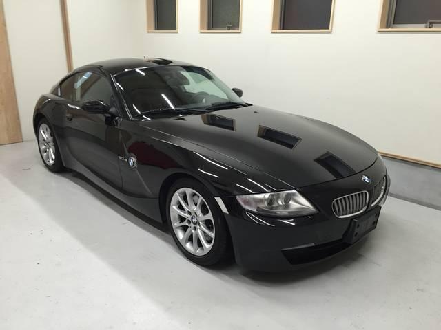 BMW Z4 クーペ3.0si (車検整備付)