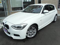BMW116i Mスポーツ アイドリングストップETCプッシュS