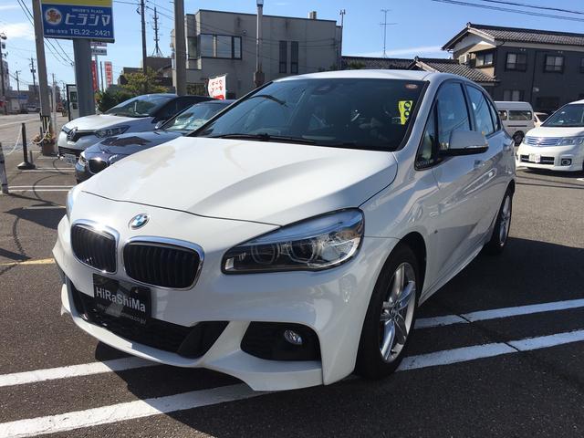 BMW 2シリーズ 218iアクティブツアラー Mスポーツ純正SD...