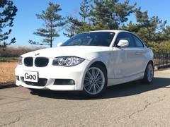 BMW120i Mスポーツ メモリーナビフルセグTV