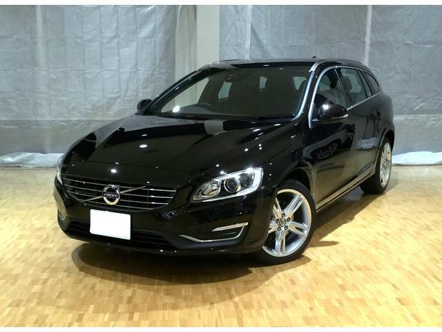 ボルボ V60 T5 SE 【新車保証継承付】 登録済未使用車 (...
