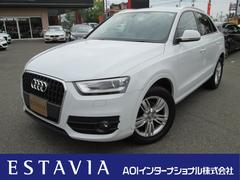 アウディ Q31.4TFSI 純正HDDナビ TV バックカメラ HID