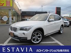 BMW X1sDrive 20i xライン 純正HDD HID