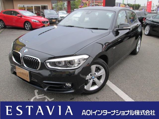 BMW 1シリーズ 118d スポーツ (検32.3)