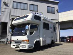エルフトラックキャンピング4WDヨコハマモーターセールスOX