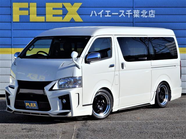 トヨタ GL BRESSフルエアロコンプリート 18RAYS S1