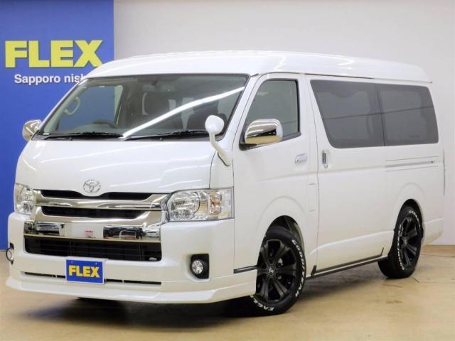 トヨタ FLEX Ver3.3 床張り ナビETC フリップダウン