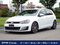 VW ゴルフGTIパフォーマンス