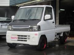 ミニキャブトラック4WD 5速マニュアル 社外アルミ ETC 社外シフトノブ