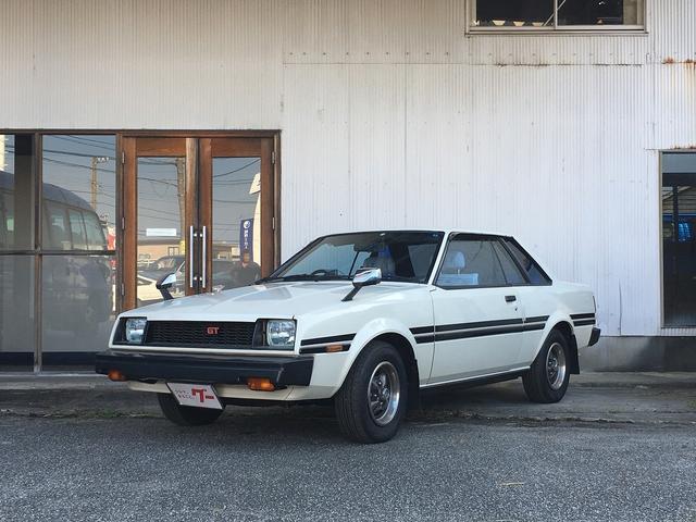 トヨタ TE71 1600GT