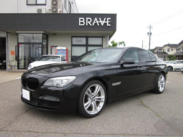 BMW 7シリーズ 740i Mスポーツ 3L 左ハンドル サンル...