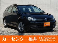VW ゴルフヴァリアントTSIトレンドライン SDナビ フルセグTV バックカメラ
