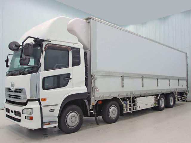 UDトラックス 冷凍ウイング 11.2t 380ps 菱重 低温仕様