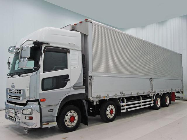 UDトラックス ウイング 12.9t 380ps フルハーフ