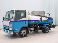 エルフトラックバキューム車 3.7t 155ps モリタエコノス