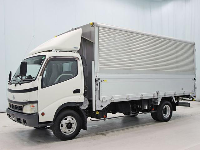 トヨタ ウイング 3t 150ps 不二自動車工業