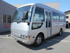 ローザマイクロバス 26人乗り 全塗装済 自動ドア