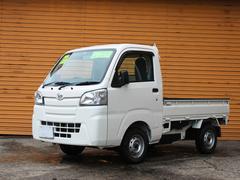 ハイゼットトラックスタンダード 3方開 4WD F5
