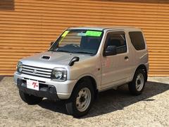 ジムニーXG 4WD ターボ ワンオーナー CDデッキ