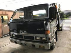 エルフトラック積載車 ワイドロング 荷台570×213 セーフティローダー