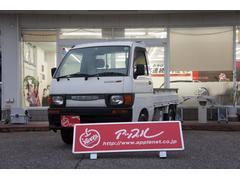 ハイゼットトラック天晴 4WD フロアオートマ エアコン パワステ