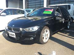 BMW320dツーリング Mスポーツ HDDナビ スマートキー