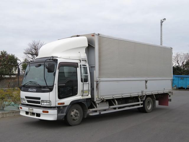 いすゞ アルミウイング 積載3t 標準幅 L6200